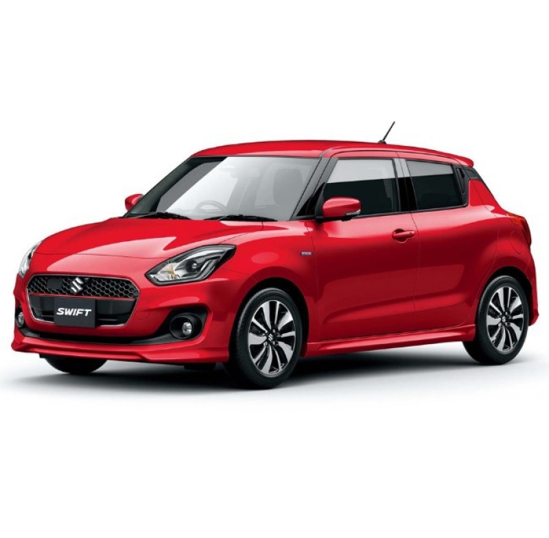 Tendine parasole oscuramento vetri tende auto PRIVACY Suzuki Swift 5 porte 2017