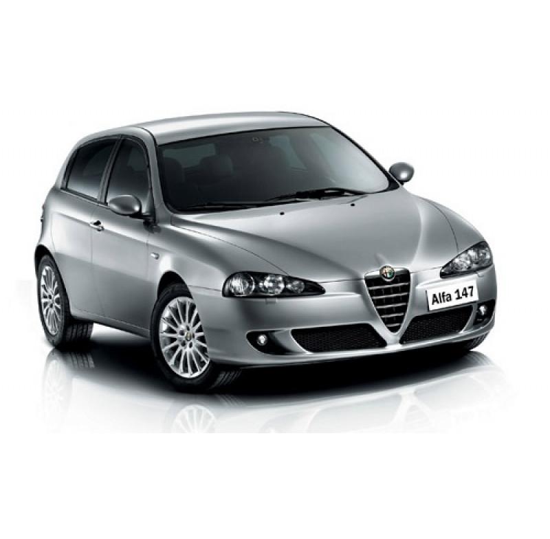 Tendine parasole oscuramento vetri tende auto Alfa Romeo 147 5p da 4-01 a 8-08