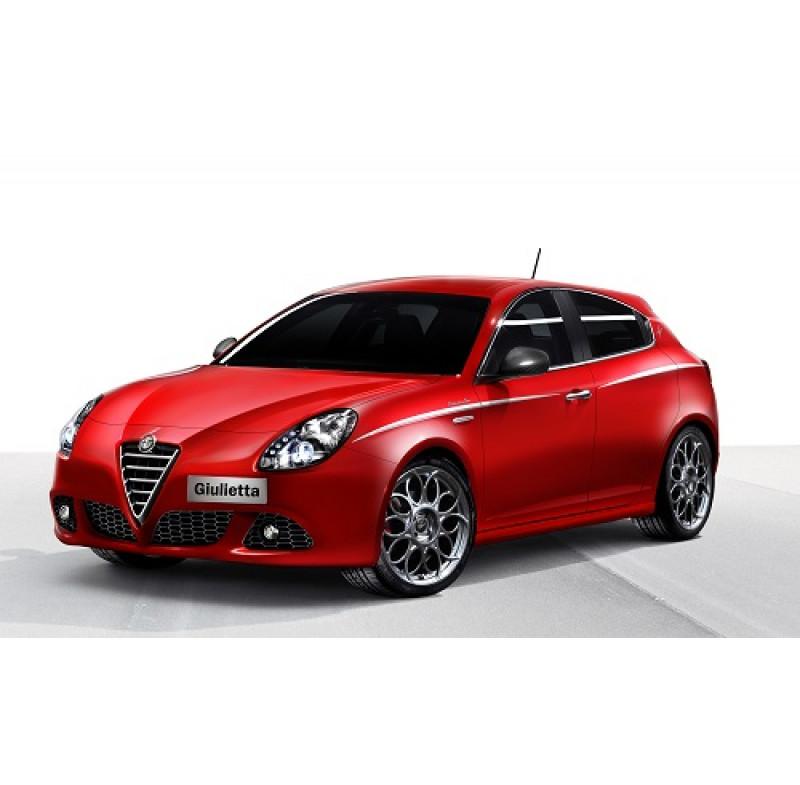 Tendine parasole oscuramento vetri tende auto PRIVACY Alfa Romeo Giulietta