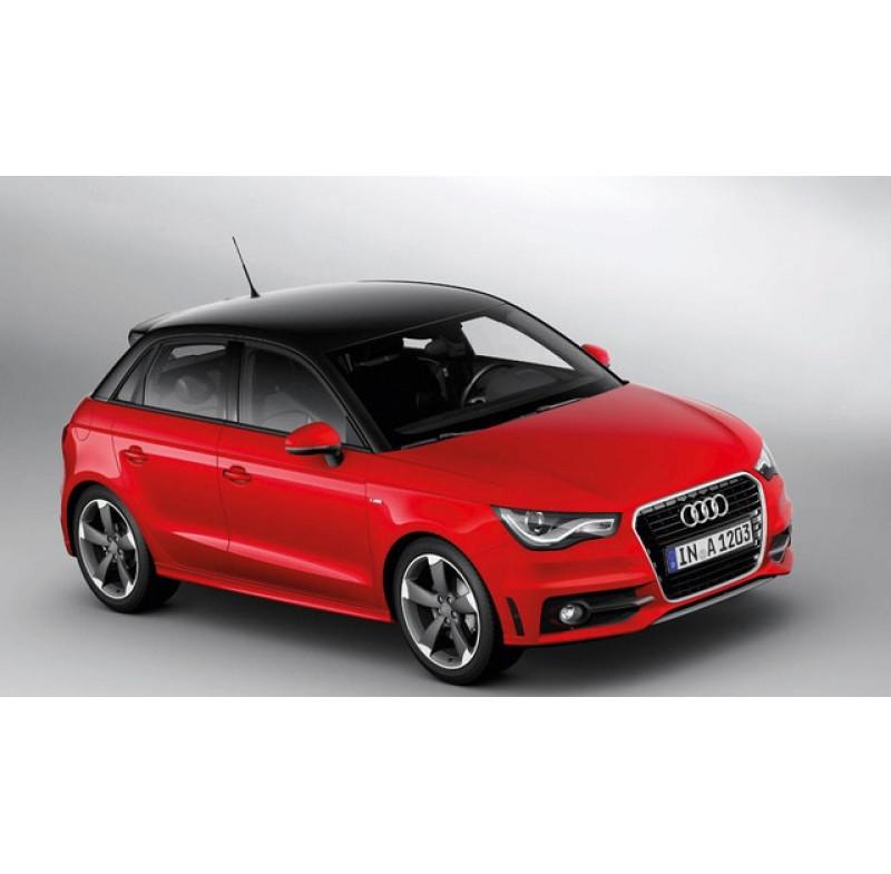 Tendine parasole oscuramento vetri tende auto Audi A1 5p Sportback da 2-12 in su