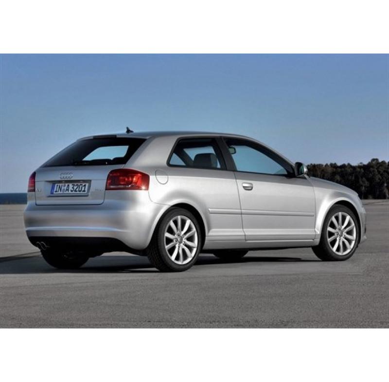 Tendine parasole oscuramento vetri tende auto Audi A3 3 porte da 5-03 a 8-12