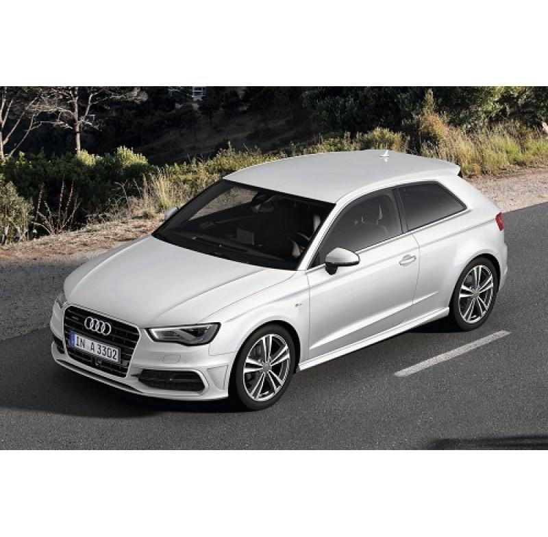 Tendine parasole oscuramento vetri tende auto Audi A3 3 porte da 9-12 in poi