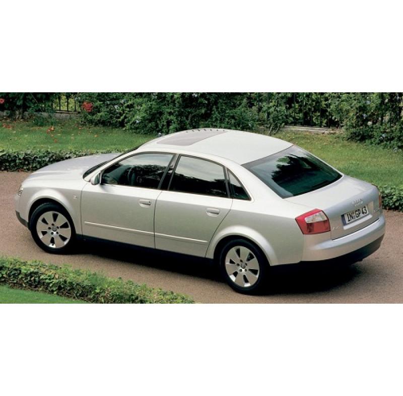 Tendine parasole oscuramento vetri tende auto Audi A4 4 porte da 1-01 a 10-07