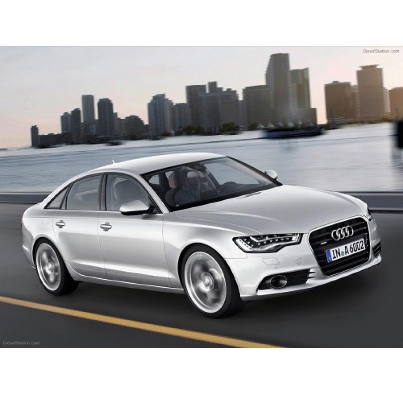 Tendine parasole oscuramento vetri tende auto PRIVACY Audi A6 4 porte