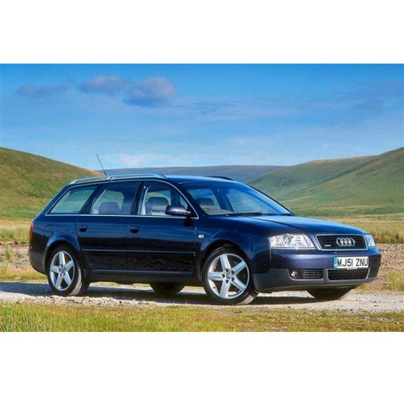 Tendine parasole oscuramento vetri tende auto PRIVACY Audi A6 Avant e Allroad