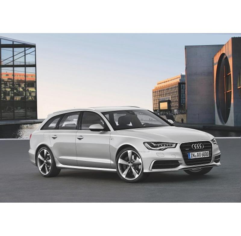 Tendine parasole oscuramento vetri tende auto PRIVACY Audi A6 Allroad e Avant
