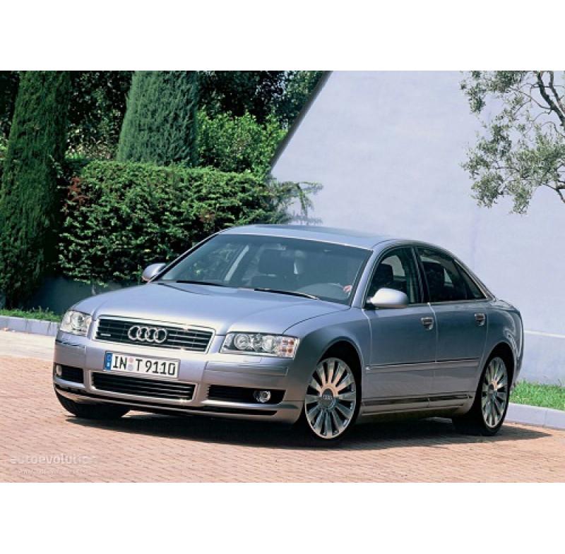 Tendine parasole oscuramento vetri tende auto PRIVACY Audi A8 da 11-02 a 2-10