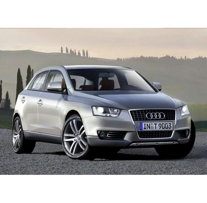 Tendine parasole oscuramento vetri tende auto PRIVACY Audi Q3 da 10-11 in poi