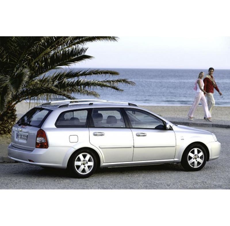 Tendine parasole oscuramento vetri tende auto Chevrolet Lacetti e Nubira SW
