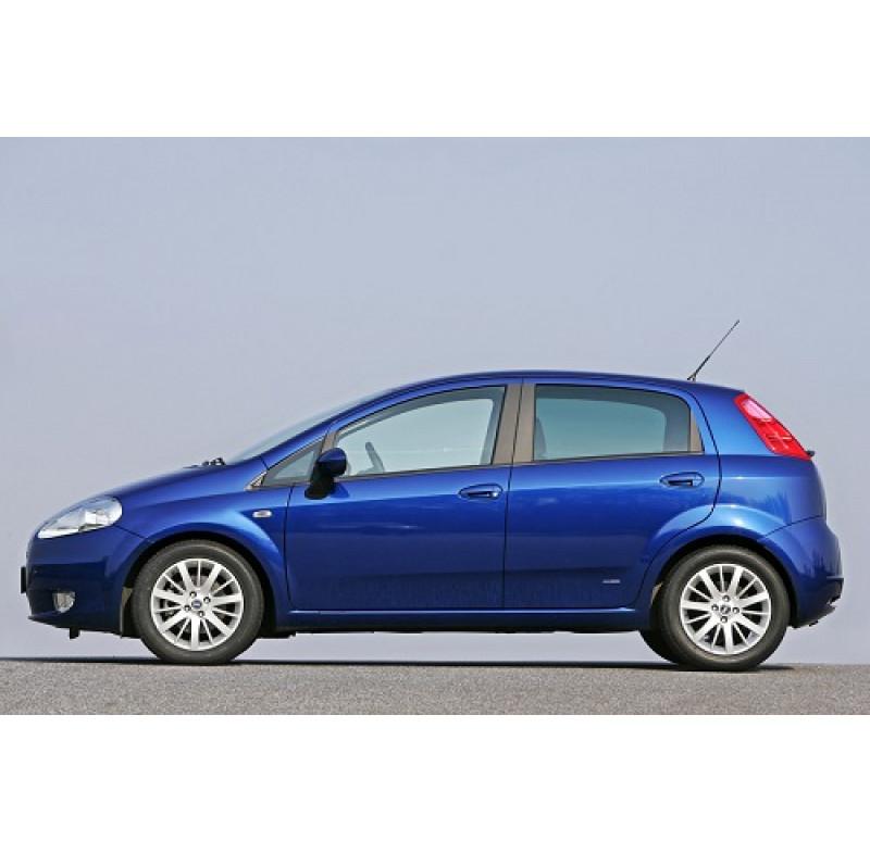 Tendine parasole oscuramento vetri tende auto PRIVACY Fiat Grande Punto Evo 5p