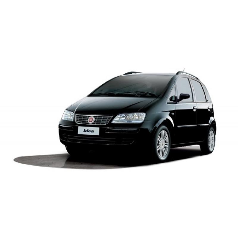 Tendine parasole oscuramento vetri tende auto PRIVACY Fiat Idea da 1-04 a 4-08