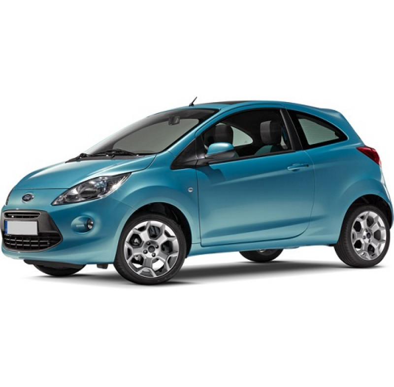 Tendine parasole oscuramento vetri tende auto PRIVACY Ford Ka da 1-09 in poi