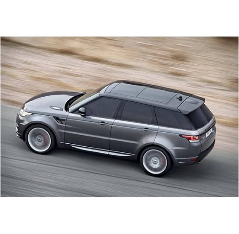 Tendine parasole oscuramento vetri tende auto Land Rover Range Sport 2013