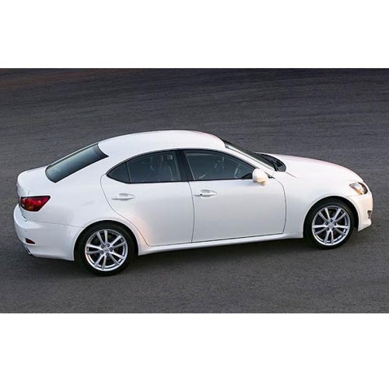 Tendine parasole oscuramento vetri tende auto Lexus IS 4 porte da 1-06 a 4-13