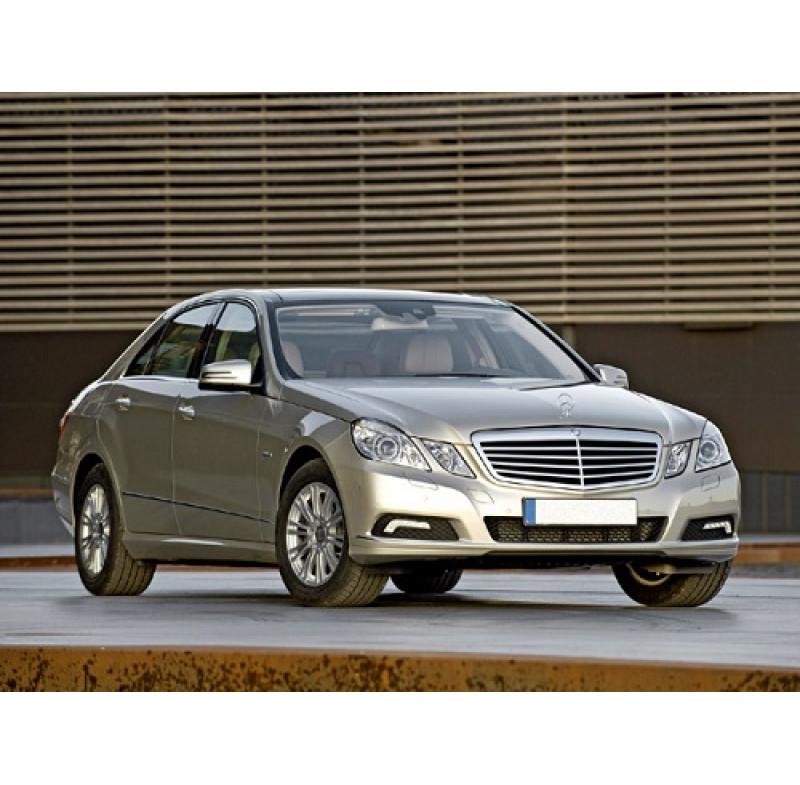 Tendine parasole oscuramento vetri tende auto PRIVACY Mercedes Classe E 4 porte