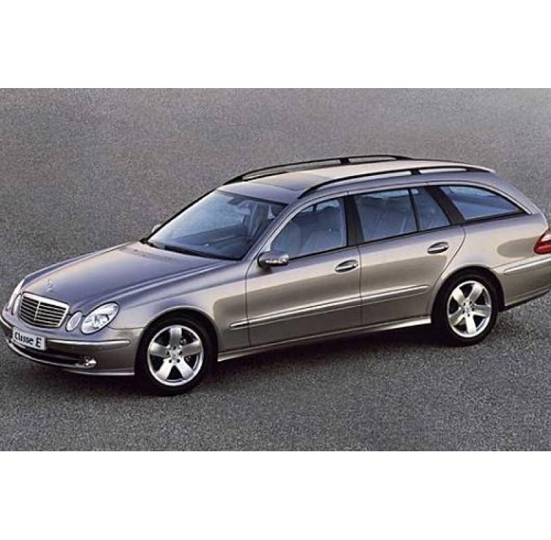 Tendine parasole oscuramento vetri tende auto PRIVACY Mercedes Classe E SW 2003