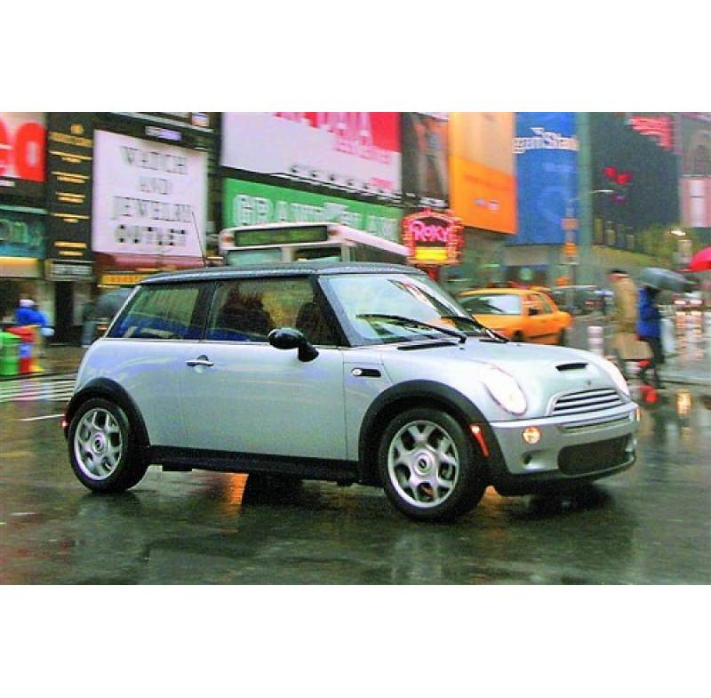 Tendine parasole oscuramento vetri tende auto Mini Mini 3 porte da 9-01 a 10-06