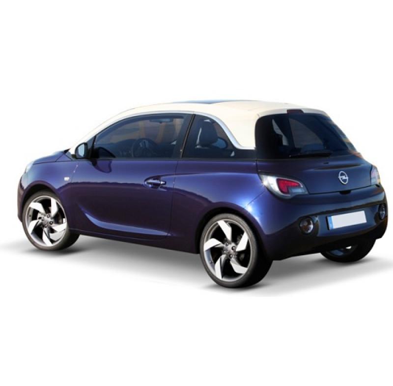 Tendine parasole oscuramento vetri tende auto PRIVACY Opel Adam da 2-13 in poi