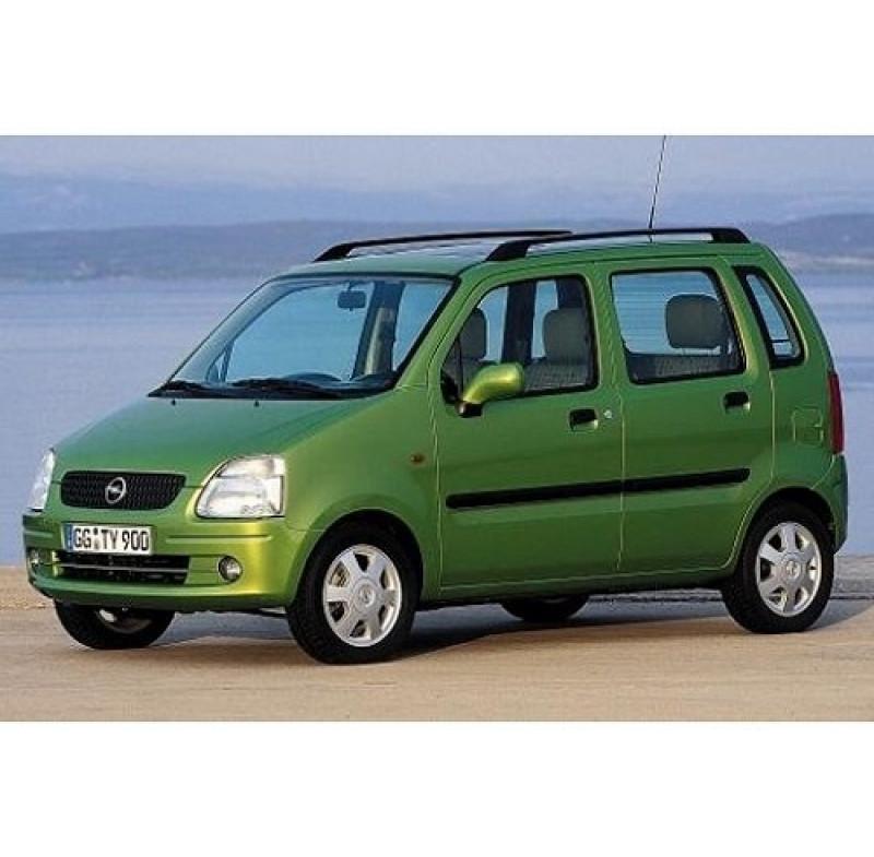 Tendine parasole oscuramento vetri tende auto PRIVACY Opel Agila Suzuki Wagon R+