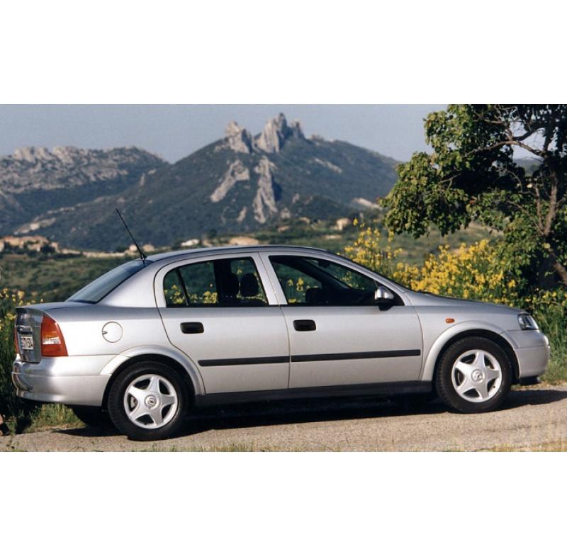 Tendine parasole oscuramento vetri tende auto Opel Astra G 5p da 4-98 a 2-04