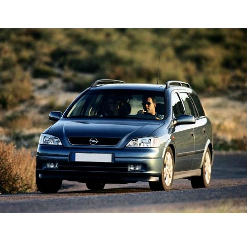 Tendine parasole oscuramento vetri tende auto Opel Astra G SW da 10-98 a 2-04