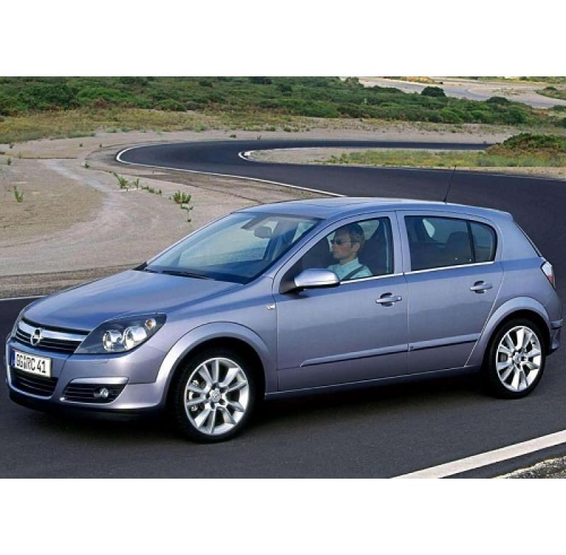 Tendine parasole oscuramento vetri tende auto Opel Astra H 5p da 3-04 a 12-09