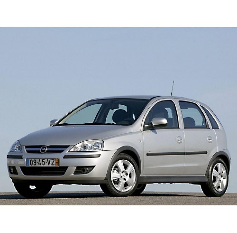 Tendine parasole oscuramento vetri tende auto Opel Corsa 5 porte da 10-00 a 8-06