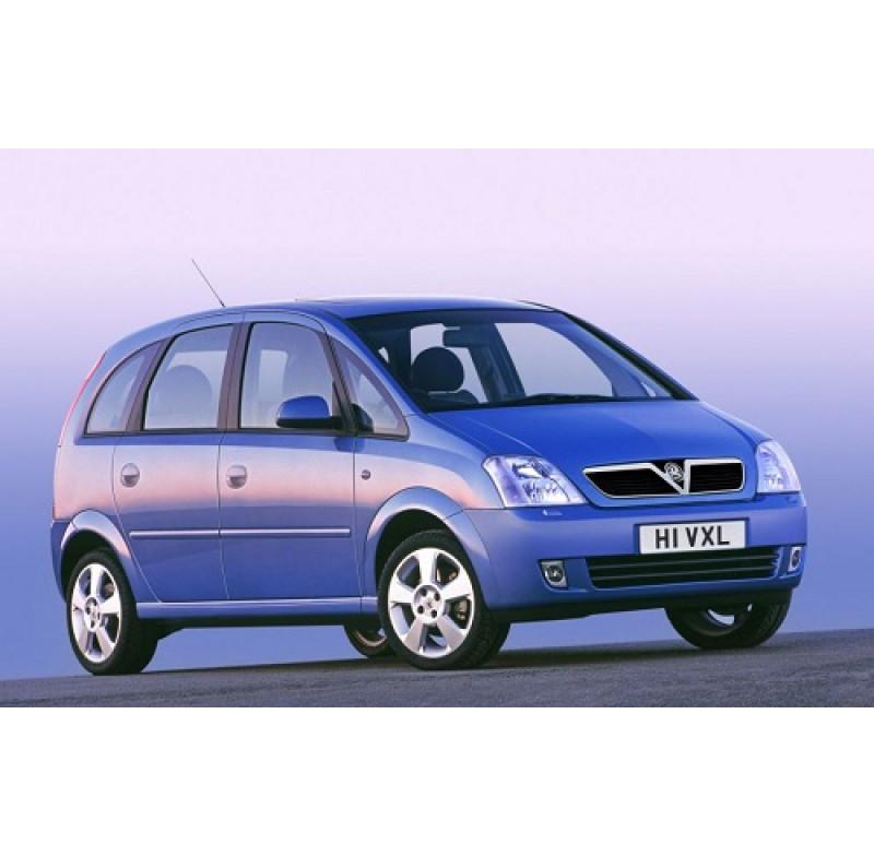 Tendine parasole oscuramento vetri tende auto PRIVACY Opel Meriva da 4-03 a 4-10