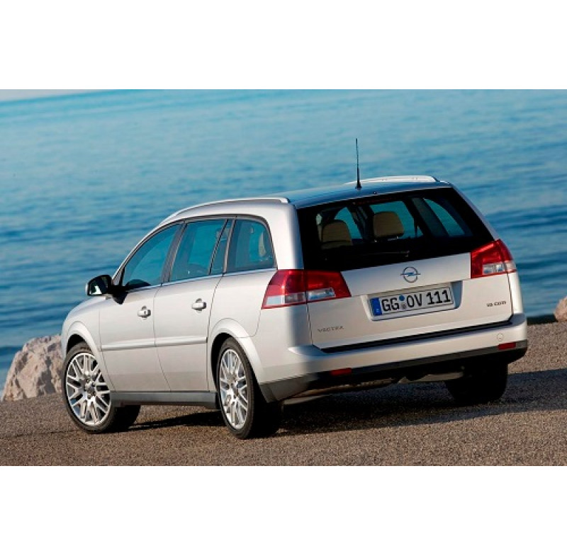 Tendine parasole oscuramento vetri tende auto Opel Vectra SW da 1-04 a 2-09