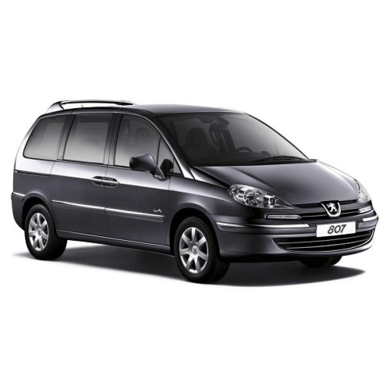Tendine parasole oscuramento vetri tende auto Peugeot 807 da 10-02 a 12-13