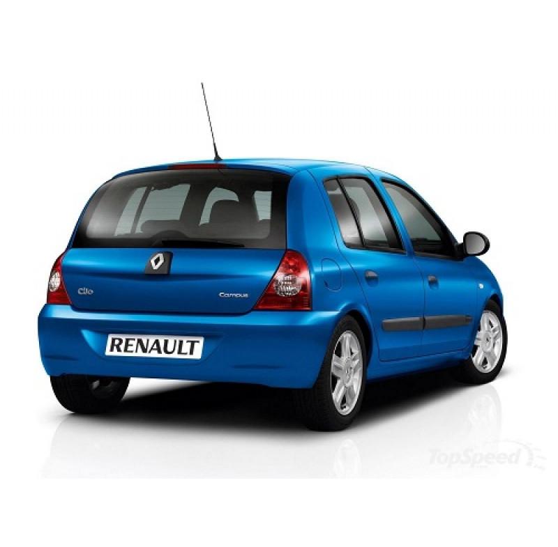 Tendine parasole oscuramento vetri tende auto Renault Clio II 5 porte e Storia