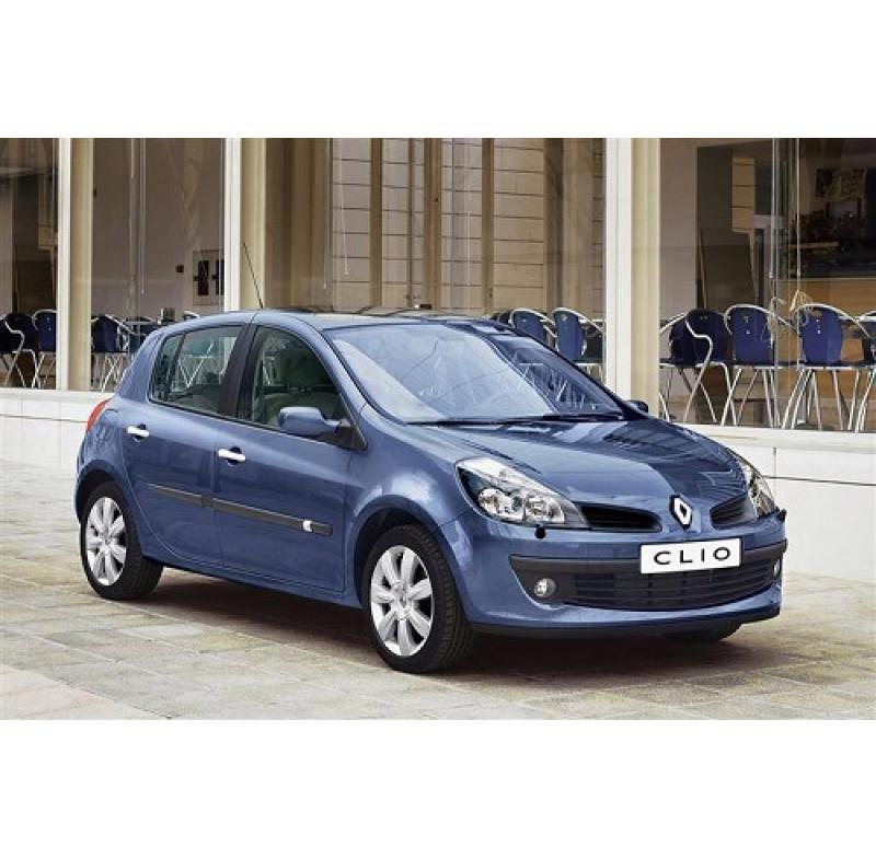 Tendine parasole oscuramento vetri tende auto PRIVACY Renault Clio III 5 porte
