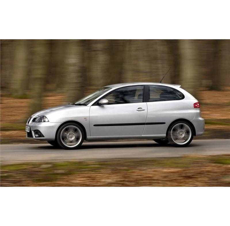 Tendine parasole oscuramento vetri tende auto Seat Ibiza 3 porte da 1-02 a 8-09