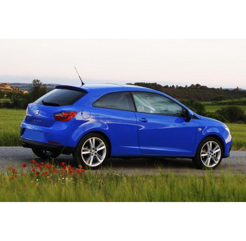 Tendine parasole oscuramento vetri tende auto PRIVACY Seat Ibiza 3 porte SC