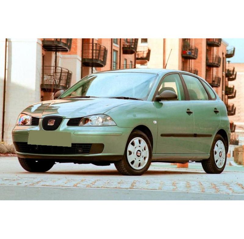 Tendine parasole oscuramento vetri tende auto Seat Ibiza 5 porte da 1-02 a 8-09