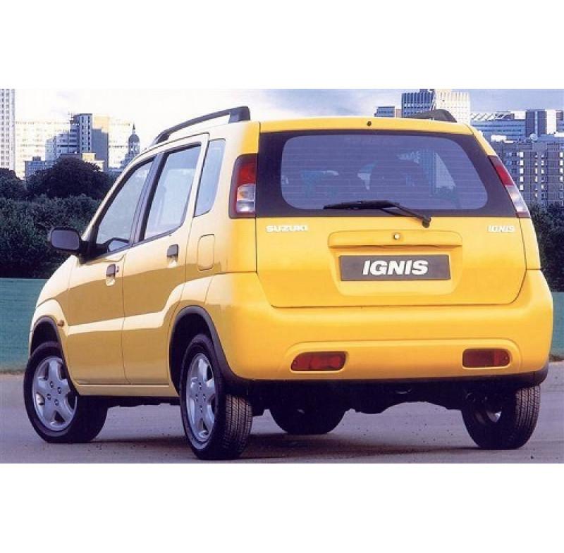 Tendine parasole oscuramento vetri tende auto Suzuki Ignis 5p da 10-03 a 12-08