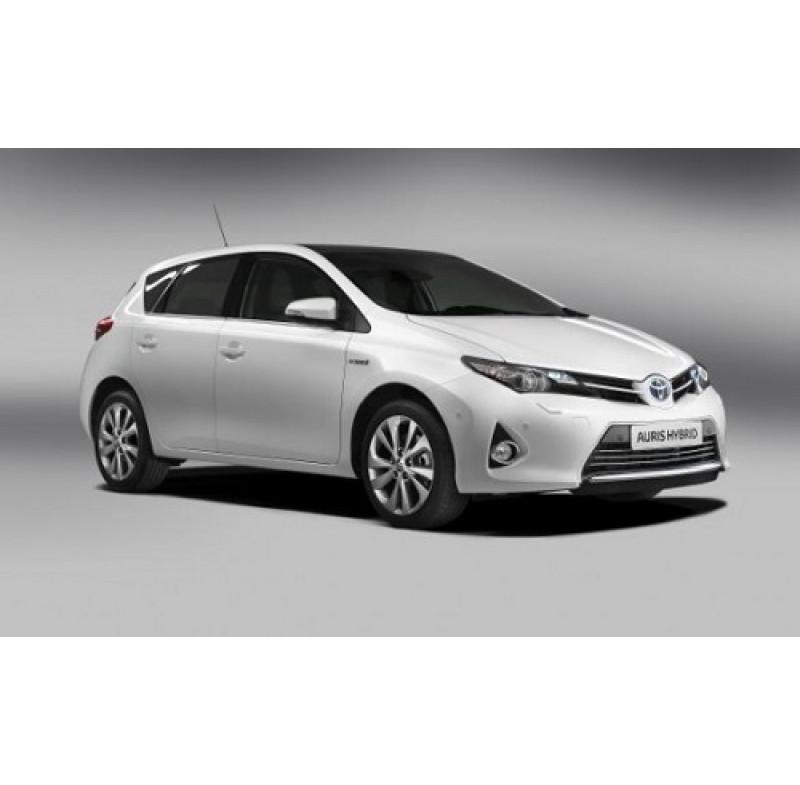 Tendine parasole oscuramento vetri tende auto Toyota Auris 5p da 12-12 in poi