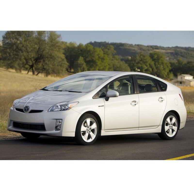 Tendine parasole oscuramento vetri tende auto Toyota Prius 5p da 7-09 a 12-11