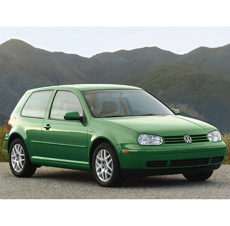Tendine parasole oscuramento vetri tende auto Volkswagen Golf IV 3 porte 1997