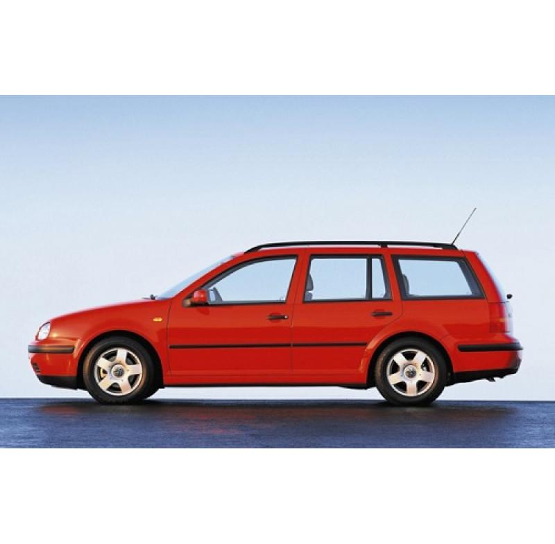 Tendine parasole oscuramento vetri tende auto Volkswagen Golf IV Variant 1999