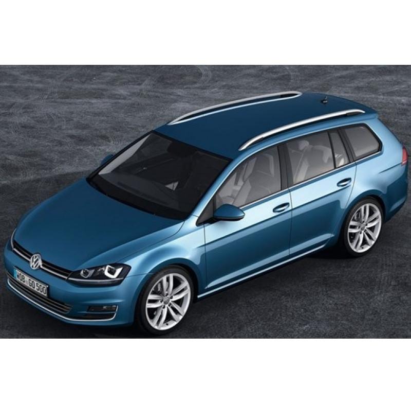 Tendine parasole oscuramento vetri tende auto PRIVACY VW Golf Variant VII