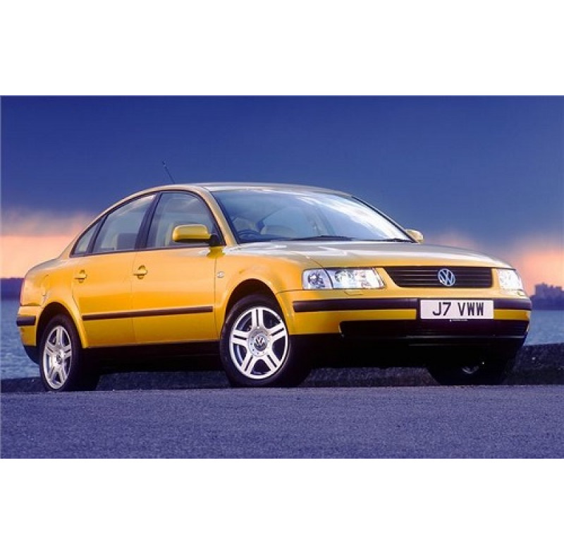 Tendine parasole oscuramento vetri tende auto Volkswagen Passat 4 porte 1996
