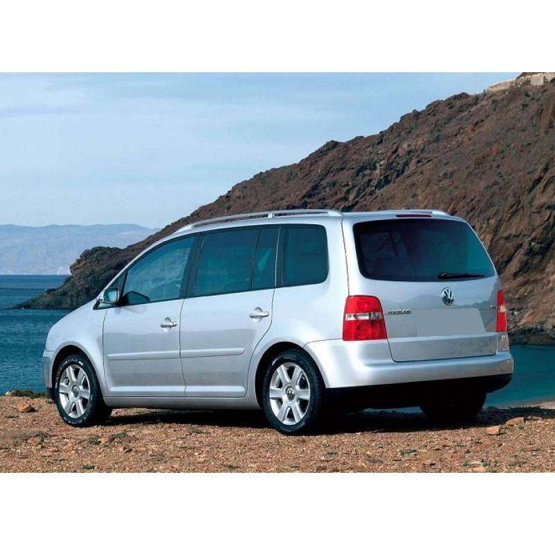 Tendine parasole oscuramento vetri tende auto Volkswagen Touran da 5-03 a 7-10