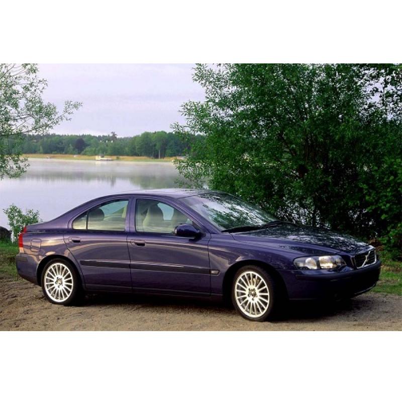 Tendine parasole oscuramento vetri tende auto PRIVACY Volvo S60 da 10-00 a 8-10
