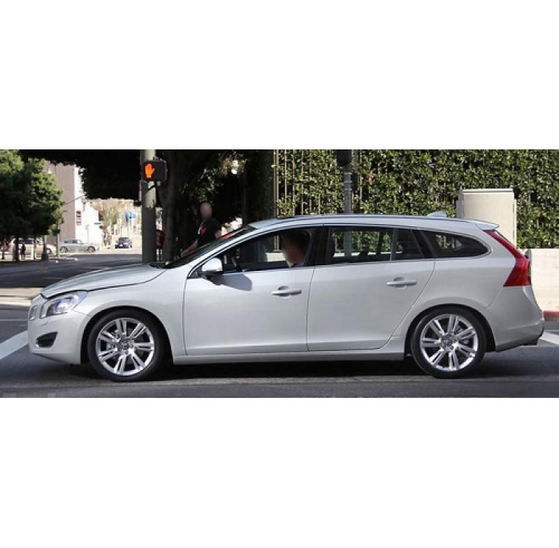 Tendine parasole oscuramento vetri tende auto PRIVACY Volvo V60 da 11-10 a 4-13